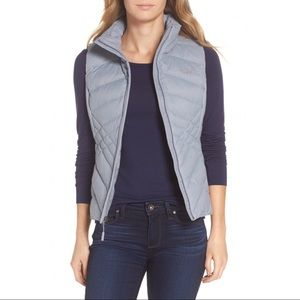New The North Face Women's Aconcagua Vest, Grey, S